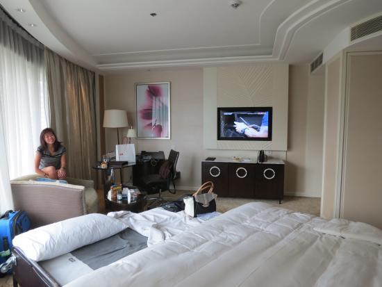 Edsa Shangri-La, Manila: Room Interior