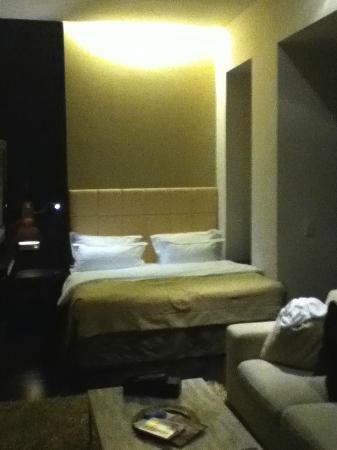 MyPlace Premium Apartments - City Centre: Спальня