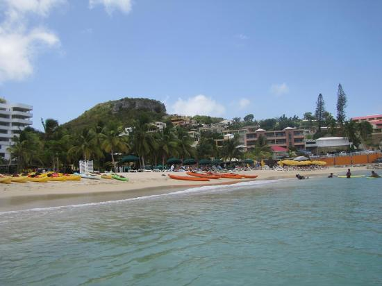 St Maarten Fun Cat Caribbean Boat Charter: A wider angle