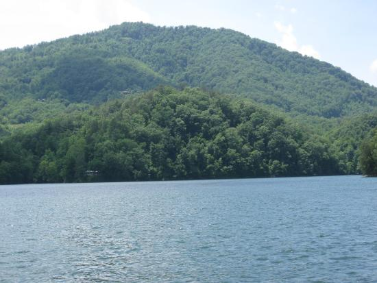 Almond Boat and RV Park : Gorgeous View of the Lake
