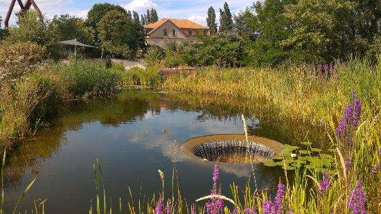 jardin des traces picture of jardin des traces uckange