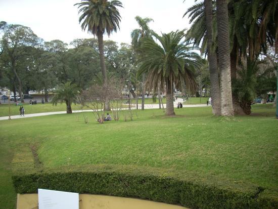 Plaza Intendente Torcuato de Alvear