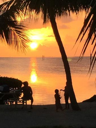 Atlantic Bay Resort: Sunset