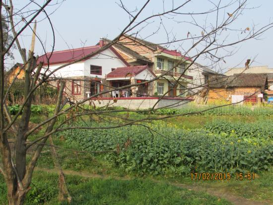Chaling County, Chiny: outside view
