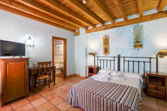 Abadia Hotel Granada: Double room