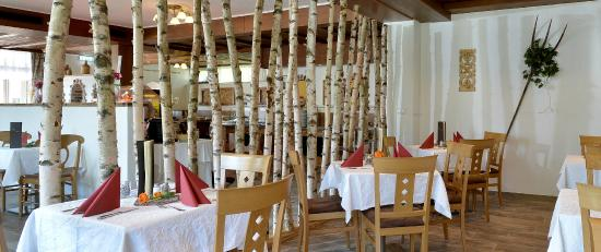 Scheffau am Wilden Kaiser, ออสเตรีย: Restaurant