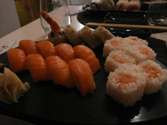 Sushi di Alessandra Stilo: Il mio ordine.