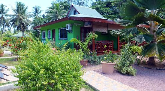 Photo of Benjamine Guest House La Digue Island