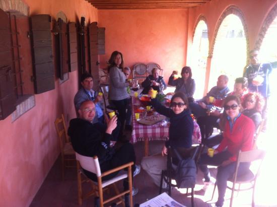 Slow Bike Food: turismo rurale