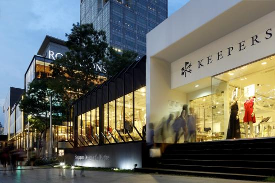 Photo of Tourist Attraction Keepers: Singapore Designer Collective at 230 Orchard Road Faber House, Singapore 238854, Singapore