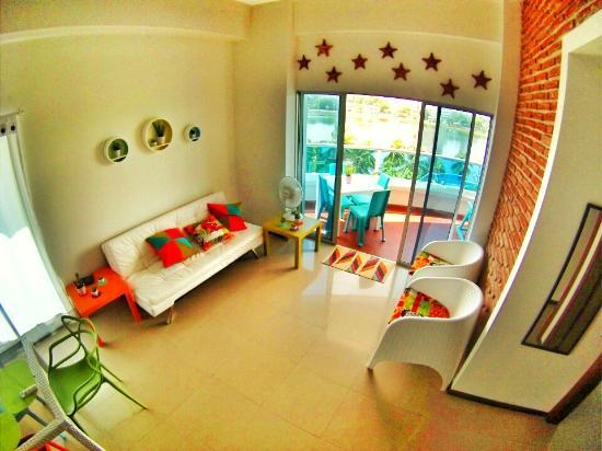 Apartamentos Amoblados Mirador del Laguito: APARTAHOTEL MIRADOR