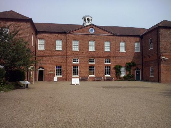 Gressenhall Farm and Workhouse: Gressenhall Workhouse