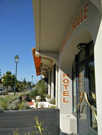 Hotel de la Houle : Bienvenue...