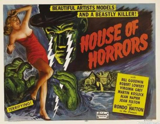 large selection of giclee classic horror movie posters in many sizes ...