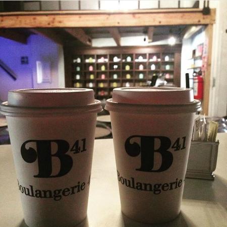 Boulangerie 41 Polanco: Café Boulangerie 41 no te lo puedes perder en la ciudad de México en el corazón de la condesa