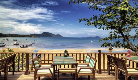 Rawai View Cafe' & Bar: Sea View