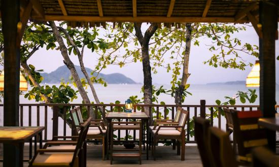 Rawai View Cafe' & Bar: Seaview