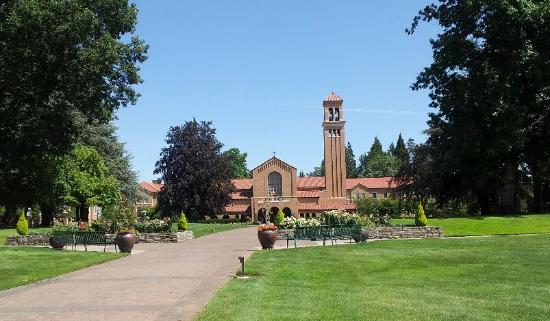 Mount Angel Abbey