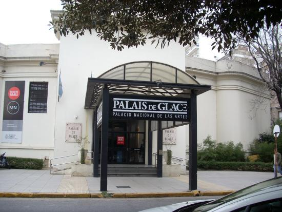Palais de Glace-Salas Nacionales de Cultura