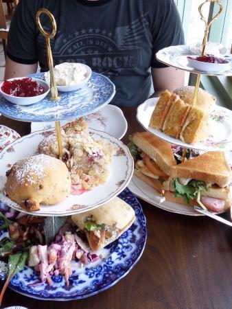 The Crosby Tea Rooms: Afternoon Tea