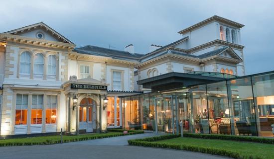 Main entrance;