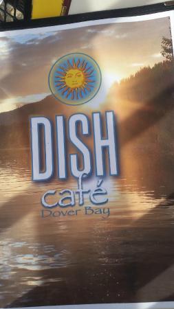 DISH At Dover Bay: Menu