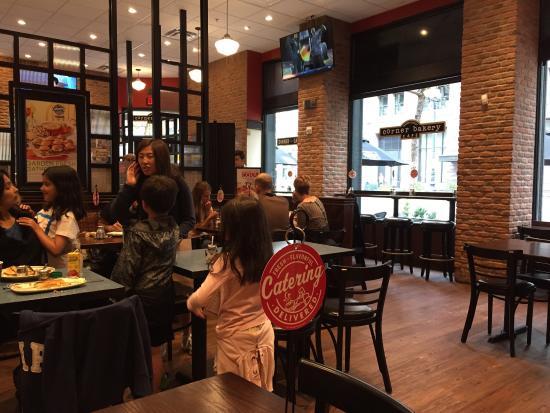 Garden Court Cafe San Francisco