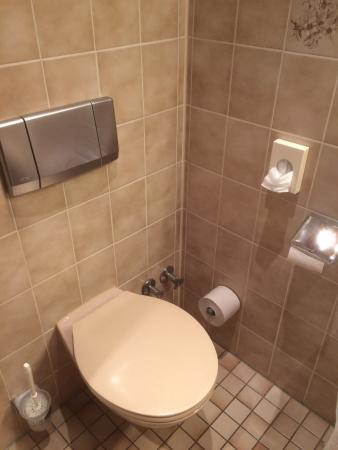 Landidyll Hotel Zum Kreuz: WC
