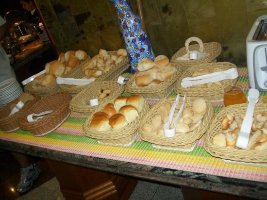 Hotel Sesc Copacabana: desayuno