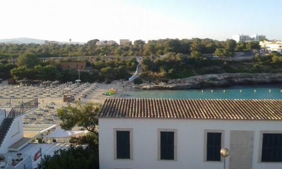 OLA Aparthotel Cecilia: View from room