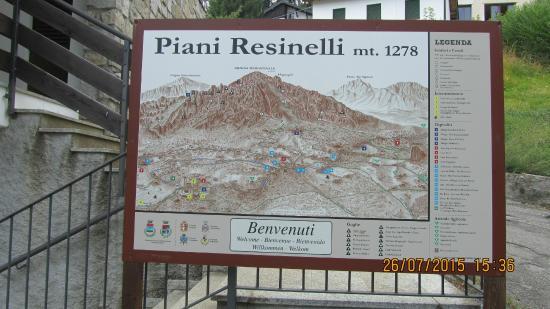 Antiche Miniere Piani Resinelli