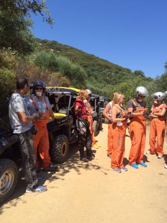 Buggy Safari Motoxperience