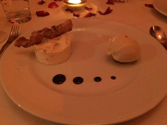 Gastro MK at Maison MK: Nougat mousse