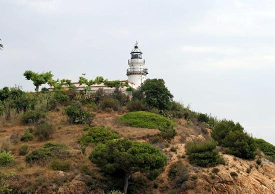 The Lighthouse of Calella : Маяк
