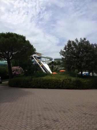 ريتشوني, إيطاليا: Ingresso parco