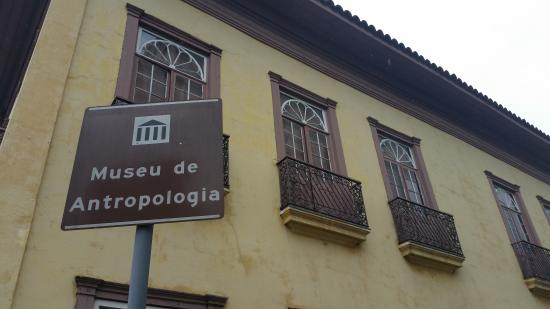‪Vale do Paraiba Anthropology Museum‬