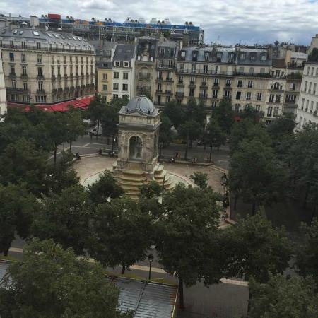 n kym huoneesta picture of citadines les halles paris paris tripadvisor. Black Bedroom Furniture Sets. Home Design Ideas