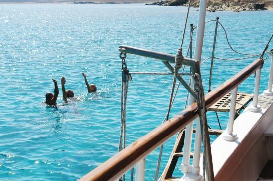Aegean Ventures : Rhenia island