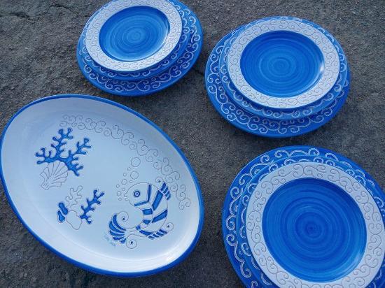 Applique picture of terra sarda ceramiche artistiche siniscola