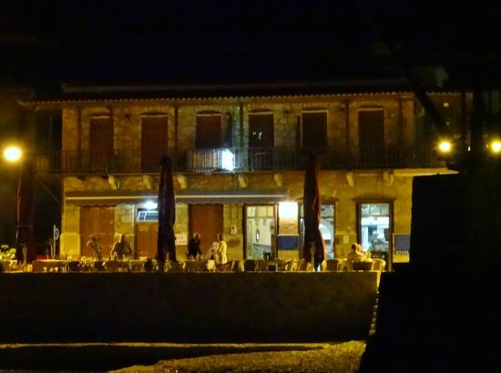 Akrotainaritis Restaurant : Akrotainaritis chez Stavros - Restaurant