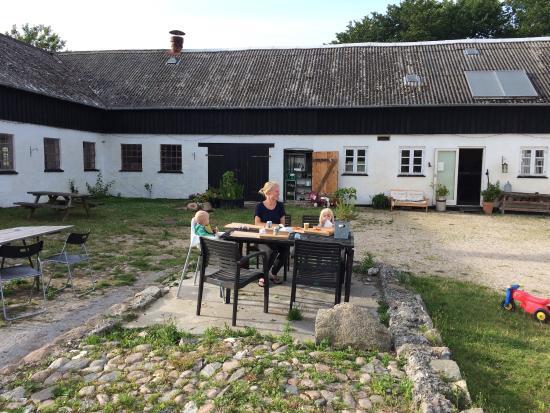 Holbaek Municipality, Dinamarca: Gaardstronomi