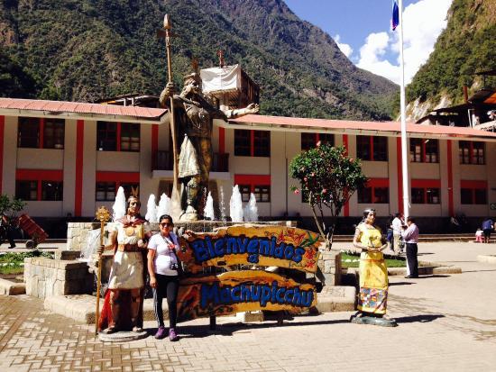 Sydamerika: Machupichu