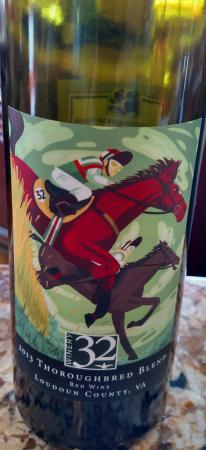 Leesburg, Βιρτζίνια: Winery 32