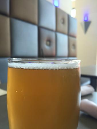 """Square Burger: Revolver Brewery's """"Blood and Honey"""""""