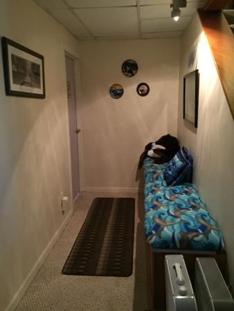 Jewel Lake Bed & Breakfast: Room 4 Single bed