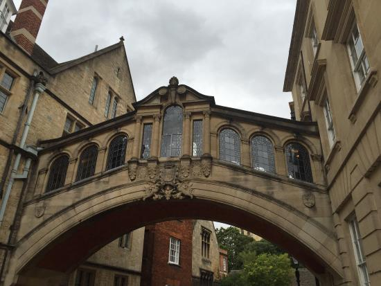 Experience Oxfordshire: Oxford Official Guided Walking Tours