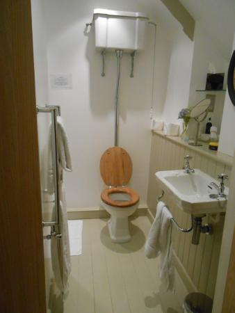 Probus, UK: Bathroom of Room 1