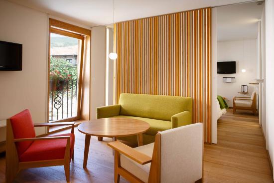 Echaurren Hotel Gastronómico: Habitación Grand Suite - 111
