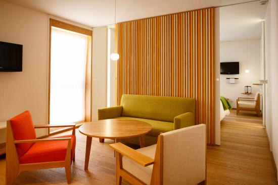 Echaurren Hotel Gastronómico: Salón Primer Piso
