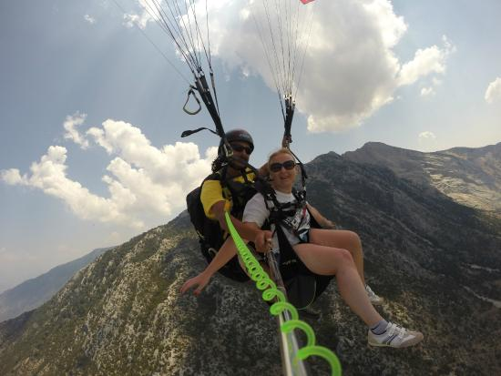 paragliding july 2015 - Picture of Reaction Paragliding ...
